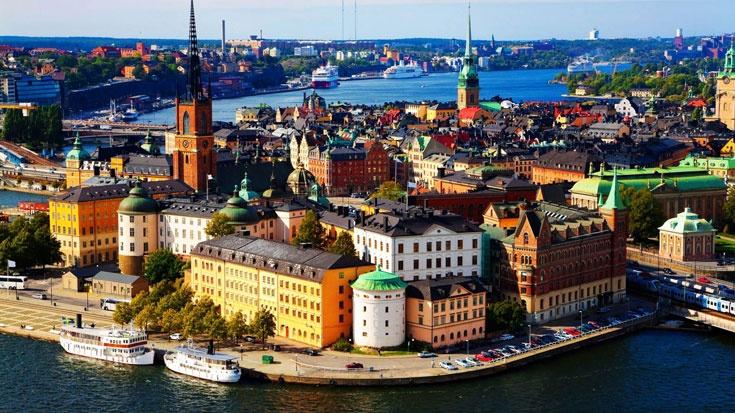 Как я провел неделю в Стокгольме