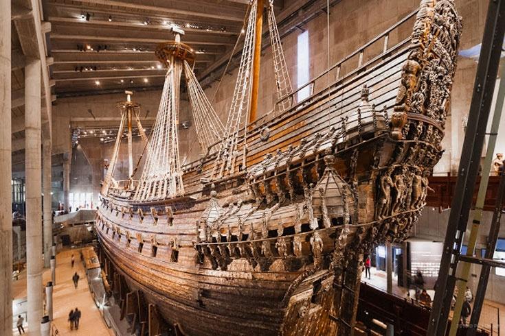 Музей Васа - это память о трагедии