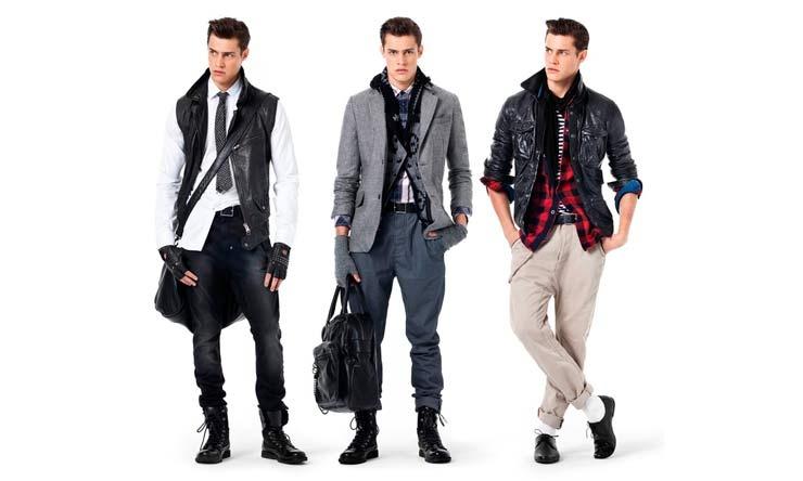 Многослойная одежда — это модно!