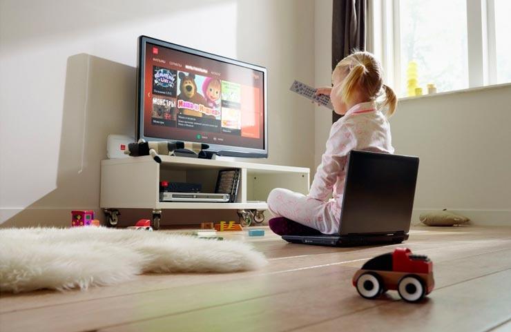 Почему детям вредно, даже не долого, смотреть телевизор?