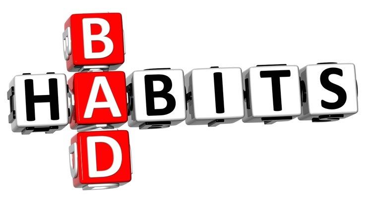Почему плохие привычки пристают к нам гораздо быстрее, чем хорошие