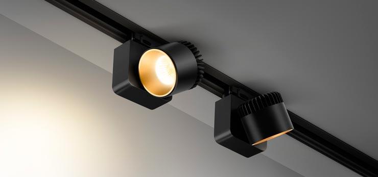 Преимущества и установка светодиодных трековых LED светильников