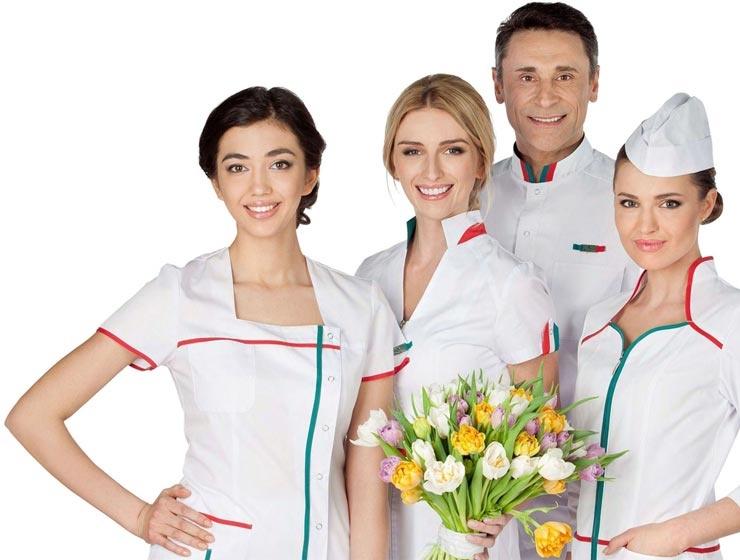 Почему стоит заказывать медицинскую одежду у «ДокторЪ»?