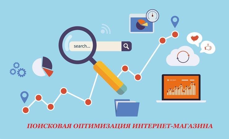 Поисковая оптимизация сайта интернет-магазина