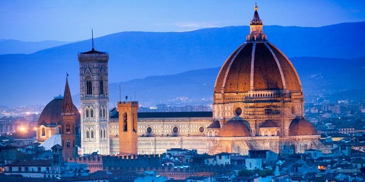 Флоренция и ее самые знаменитые и известные церкви