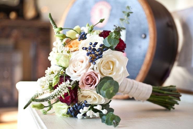 Все о свадебных цветах