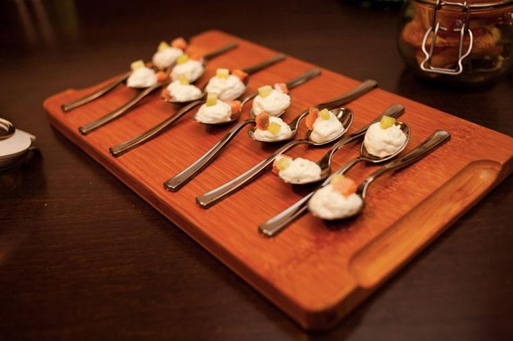 Вкуснейшие закуски можно найти в меню гастропаба