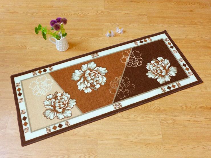 Мягкое и теплое украшение дома: ковры