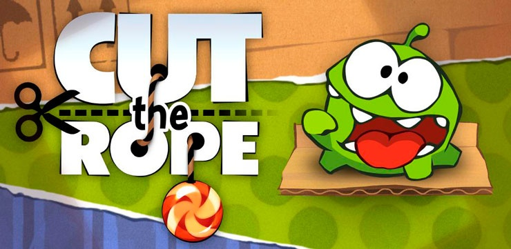 Игра Cut the Rope для Андроид