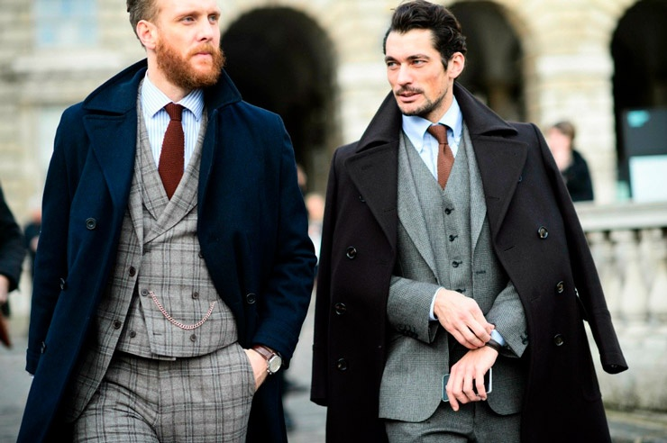 Мужская мода 2016-2017: 5 обязательных элементов гардероба на осенне-зимний сезон