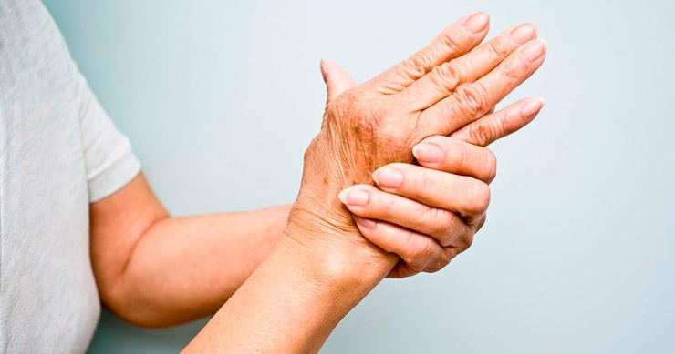 проблемы с суставами пальцев рук