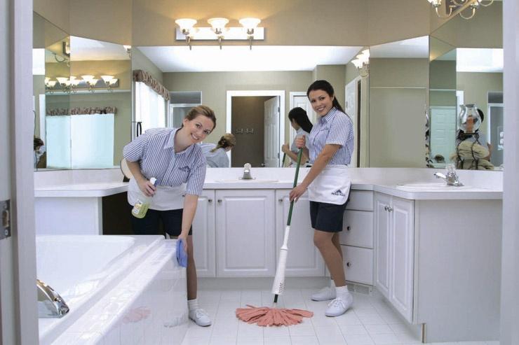 Как эффективно и недорого навести чистоту в доме