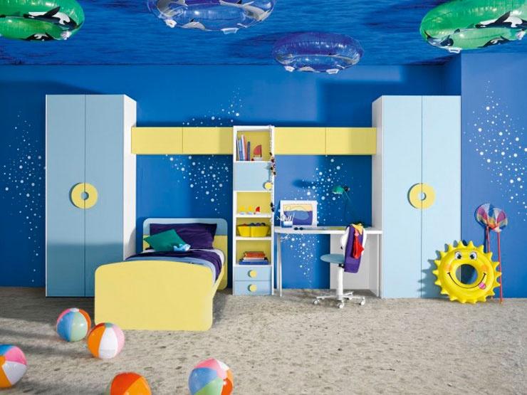 Как выбрать отделочные материалы для стен в детской?