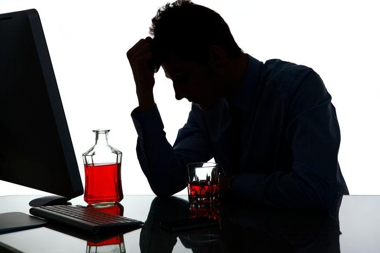 Алкогольная зависимость – беда, в которой нужно помочь!