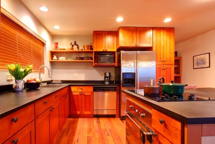 На что нужно обратить внимание при выборе кухни?
