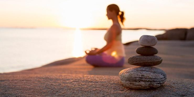Медитация как тотальная вовлеченность в жизнь