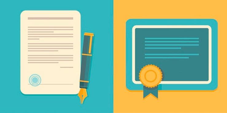 Переводы стандартных документов