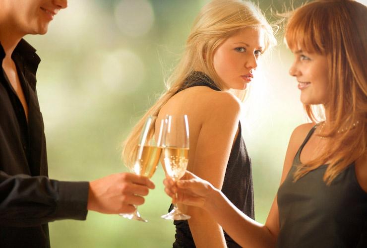 Причины возникновения женской ревности