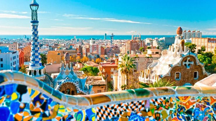 Едем на отдых в Испанию. Великолепная Барселона