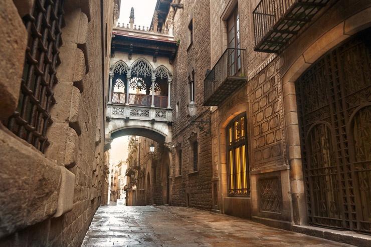 Едем на отдых в Испанию. Великолепная Барселона 2