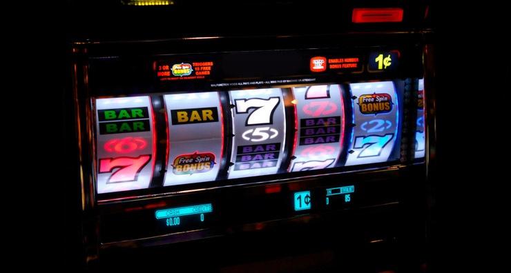 Разновидности символов современных игровых автоматов