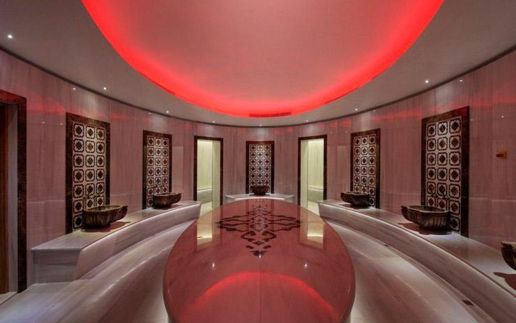 Отдохнуть и оздоровиться можно в бане хаммам! 3