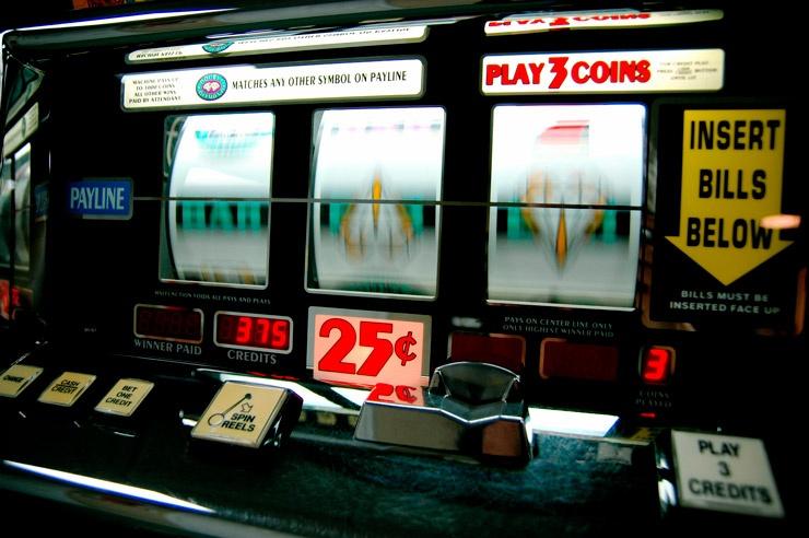 Выигрыш на игровом автомате. Миф, или реальность?
