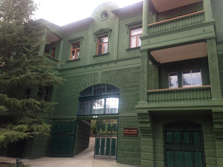 Дача Сталина в Сочи. Дом-музей в «Зеленой роще»