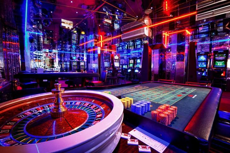 Клуб Вулкуан Делюкс – ваш Лас-Вегас!