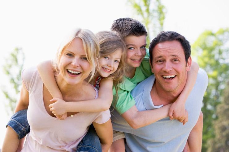 Как провести выходные здорово вместе с детьми?