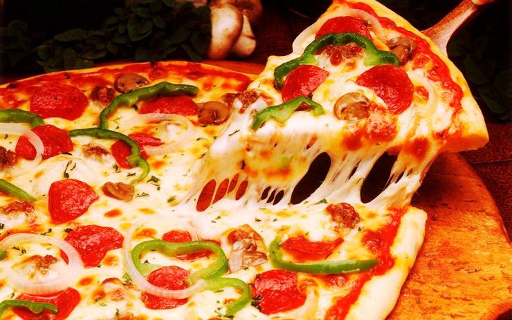 Начинка для пиццы — что может в нее входить?