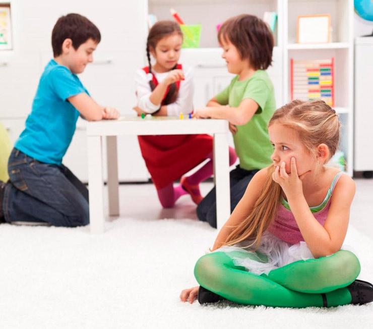 Что делать, если у ребенка нет друзей?