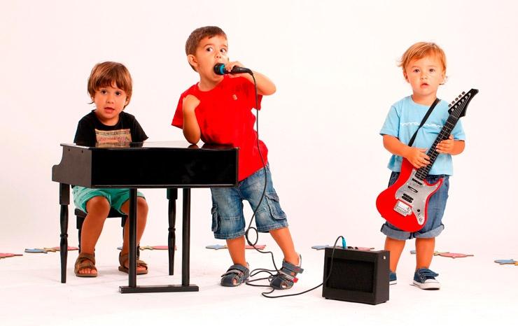 Влияние музыки на ребенка