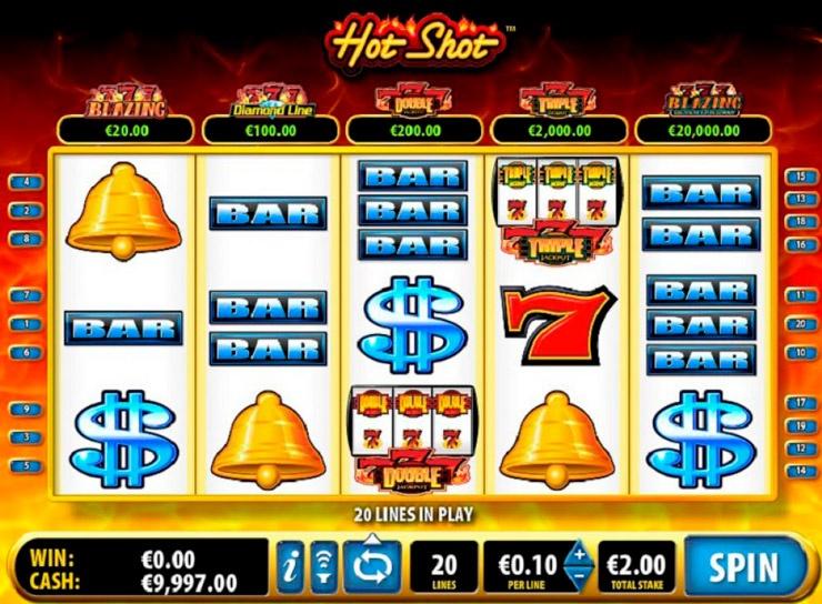 Онлайн казино Вулкан дарит шансы на выигрыш!