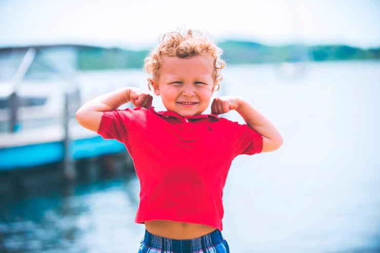 Как сформировать самооценку ребенка