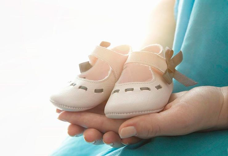 Выбираем обувь для малыша