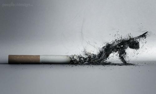 Когда вы бросаете курить в одиночку, в первые несколько дней восхищение ваших друзей, родственников и коллег может